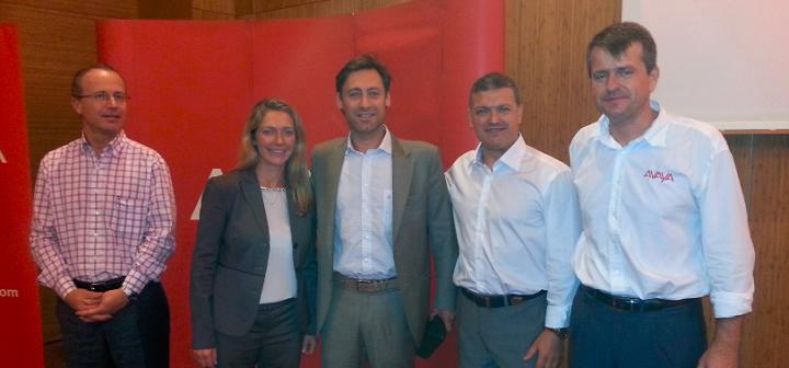 Instel designado como mejor Partner de  Avaya SME de 2013 en Catalunya