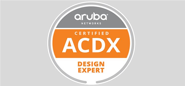 El departamento técnico de INSTEL alcanza la certificación ACDX de Aruba Networks