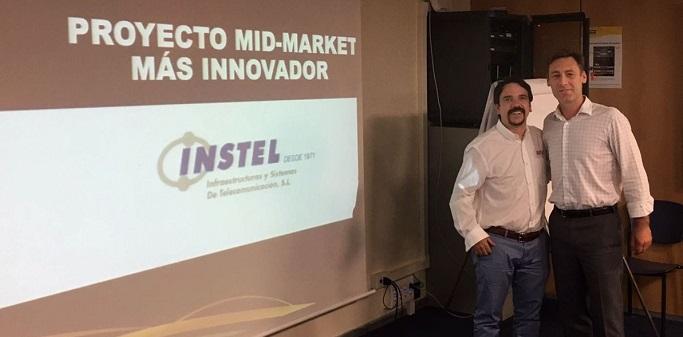 Powered by Avaya IP Office: Instel premiado por segundo año consecutivo por el proyecto Mid-Market más innovador