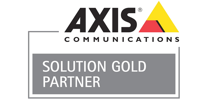 Instel renews its certification as a Gold Partner of Axis Communications