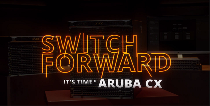 Aruba Networks anuncia su nueva gama de switches serie CX